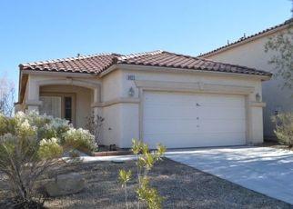 Pre Foreclosure in Las Vegas 89113 VILLA LANTE AVE - Property ID: 1353731355
