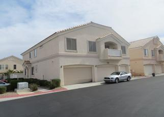 Pre Foreclosure in Henderson 89011 NESTLED FOOT ST - Property ID: 1353736618