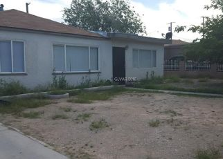 Pre Foreclosure in North Las Vegas 89030 E CAREY AVE - Property ID: 1353764203