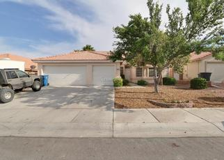 Pre Foreclosure in Las Vegas 89130 TROPICAL KNOLL CT - Property ID: 1353774276