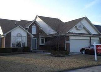Pre Foreclosure in Macomb 48042 PACIFIC RIDGE DR - Property ID: 1354019998