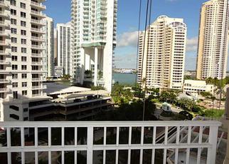 Pre Foreclosure in Miami 33131 BRICKELL KEY BLVD - Property ID: 1354202622