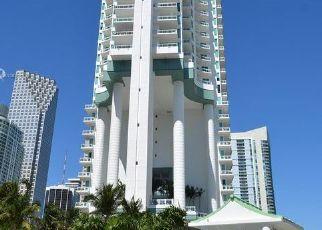 Pre Foreclosure in Miami 33131 BRICKELL KEY BLVD - Property ID: 1354261754