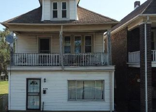 Pre Foreclosure in East Chicago 46312 DRUMMOND ST - Property ID: 1354559571