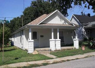 Pre Foreclosure in Boonville 47601 N WILLIAMS ST - Property ID: 1354692721