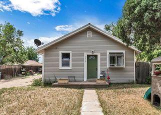 Pre Foreclosure in Denver 80219 W ILIFF AVE - Property ID: 1354799582