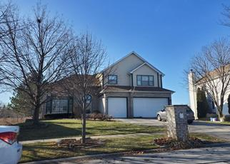 Pre Foreclosure in Bolingbrook 60440 GOLDENROD DR - Property ID: 1355025582