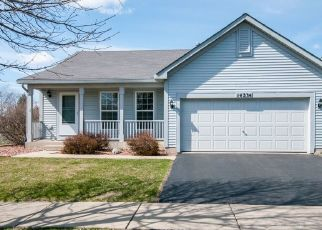 Pre Foreclosure in Plainfield 60544 S GLADSTONE CT - Property ID: 1355028645
