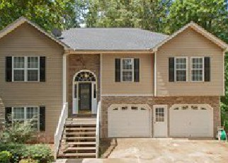 Pre Foreclosure in Acworth 30102 QUEENSBURY WALK - Property ID: 1355208655