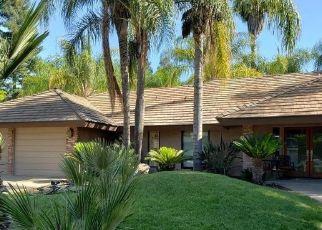 Pre Foreclosure in Fresno 93720 E SERENA AVE - Property ID: 1355229226