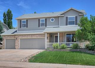 Pre Foreclosure in Monument 80132 DAWSON CREEK DR - Property ID: 1355317709