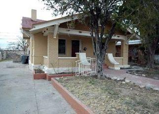 Pre Foreclosure in El Paso 79930 MOUNTAIN AVE - Property ID: 1355363694
