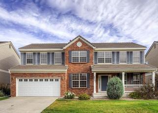 Pre Foreclosure in Aurora 80015 E UNION CIR - Property ID: 1355437263