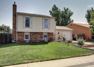 Pre Foreclosure in Bennett 80102 MADISON DR - Property ID: 1355440778