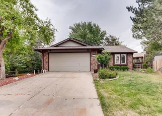 Pre Foreclosure in Aurora 80013 S CATHAY CIR - Property ID: 1355444717