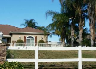 Pre Foreclosure in Riverside 92508 KROSS RD - Property ID: 1355640488