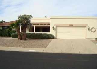 Pre Foreclosure in Sun City West 85375 N 132ND DR - Property ID: 1355655832