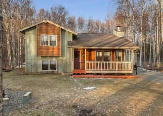 Pre Foreclosure in Wasilla 99654 N SNOW GOOSE DR - Property ID: 1355869551