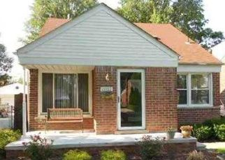 Pre Foreclosure in Southgate 48195 NETHERWOOD ST - Property ID: 1356068838