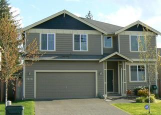 Pre Foreclosure in Puyallup 98375 187TH STREET CT E - Property ID: 1356203284