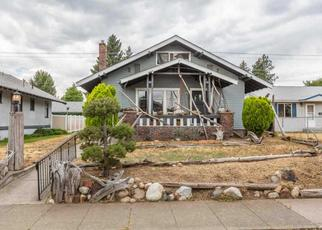 Pre Foreclosure in Spokane 99205 N POST ST - Property ID: 1356228694