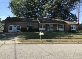 Pre Foreclosure in Chesapeake 23325 ALLISON DR - Property ID: 1356327225