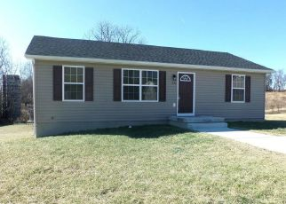 Pre Foreclosure in Maurertown 22644 KALEIGH DR - Property ID: 1356403440