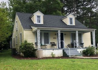 Pre Foreclosure in Chase City 23924 W SYCAMORE ST - Property ID: 1356416130