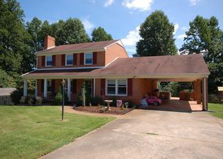 Pre Foreclosure in Appomattox 24522 OAKLEIGH AVE - Property ID: 1356442418