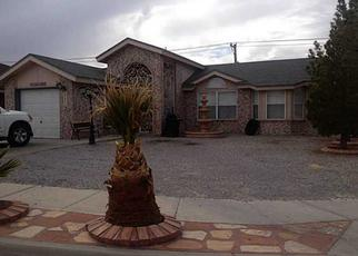Pre Foreclosure in El Paso 79928 COLINA BELLA DR - Property ID: 1356659207