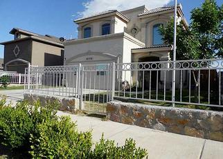 Pre Foreclosure in El Paso 79938 N CAVE DR - Property ID: 1356695567