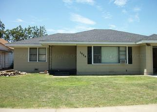 Pre Foreclosure in Pampa 79065 WILLISTON ST - Property ID: 1356729736