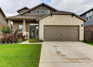 Pre Foreclosure in Georgetown 78628 CIPRESSI CV - Property ID: 1356747693