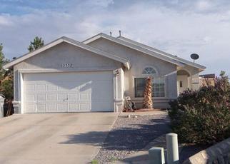 Pre Foreclosure in El Paso 79938 TIERRA SERENA DR - Property ID: 1356775273