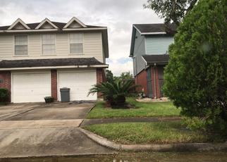 Pre Foreclosure in Houston 77049 RAINY SUN CIR - Property ID: 1356806370