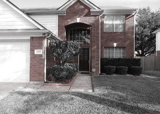 Pre Foreclosure in Katy 77449 W CEDAR SUN TRL - Property ID: 1356889143