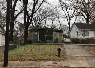 Pre Foreclosure in Memphis 38127 SUNRISE ST - Property ID: 1357034562