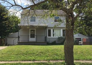 Pre Foreclosure in Akron 44306 DAVIES AVE - Property ID: 1357115136