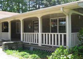 Pre Foreclosure in Suwanee 30024 W PRICE RD - Property ID: 1357327561