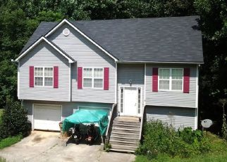 Pre Foreclosure in Winder 30680 HICKERIA WAY - Property ID: 1357353403