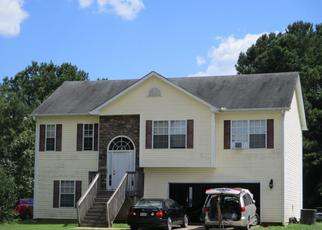 Pre Foreclosure in Griffin 30223 VINEYARD RD - Property ID: 1357374874