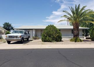 Pre Foreclosure in Mesa 85205 E BOSTON ST - Property ID: 1357700276