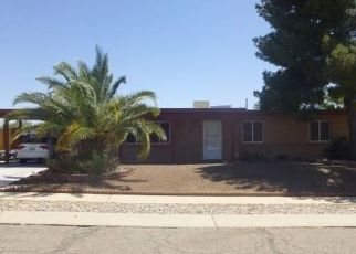 Pre Foreclosure in Tucson 85730 E STELLA RD - Property ID: 1357707730