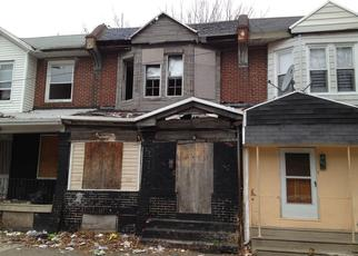 Pre Foreclosure in Philadelphia 19142 SAYBROOK AVE - Property ID: 1357857961