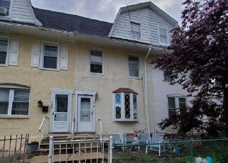 Pre Foreclosure in Ardmore 19003 E SPRING AVE - Property ID: 1357944675
