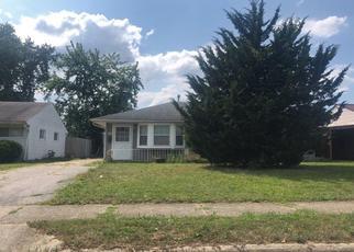 Pre Foreclosure in Columbus 43224 GERBERT RD - Property ID: 1358395790