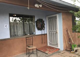 Pre Foreclosure in Belen 87002 W CASTILLO AVE - Property ID: 1359064572