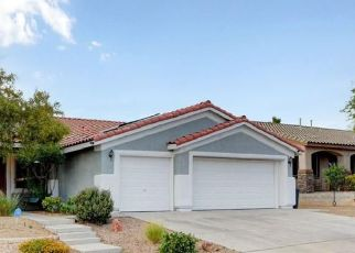 Pre Foreclosure in Las Vegas 89110 RUBY SUMMIT AVE - Property ID: 1359129388