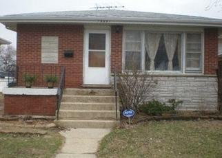 Pre Foreclosure in Dolton 60419 LINCOLN AVE - Property ID: 1360014538