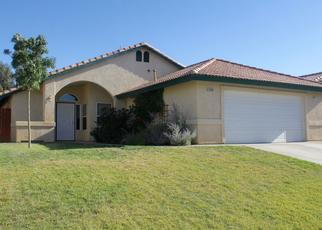 Pre Foreclosure in Rosamond 93560 POPLAR ST - Property ID: 1360054388
